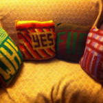Double Sided Crochet Cushions
